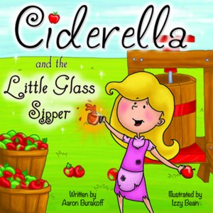 Ciderella 300x300 <font color=#333399>Snaptail Press / Images Unlimited Books
